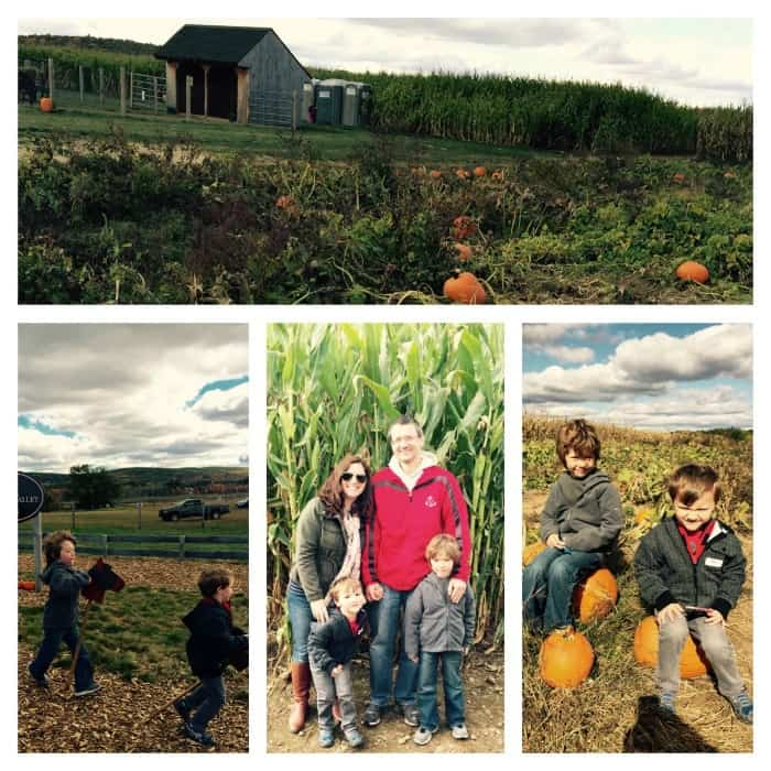 Family Fun Day at the Pumpkin Patch