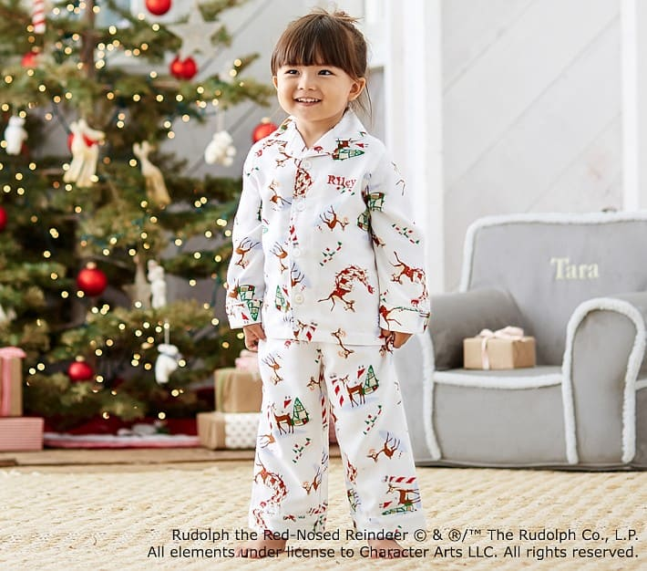 Rudolph the Red-nosed Reindeer PJs