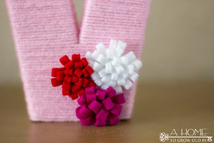 Check out these 3 easy DIY Valentine's Day projects that will liven up your entryway or mantle and won't break your budget.