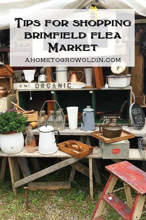 Tips for shopping brimfield flea market a home to grow for Brimfield flea market