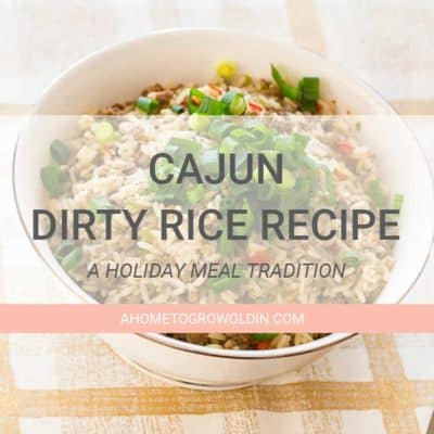 Cajun Dirty Rice Recipe
