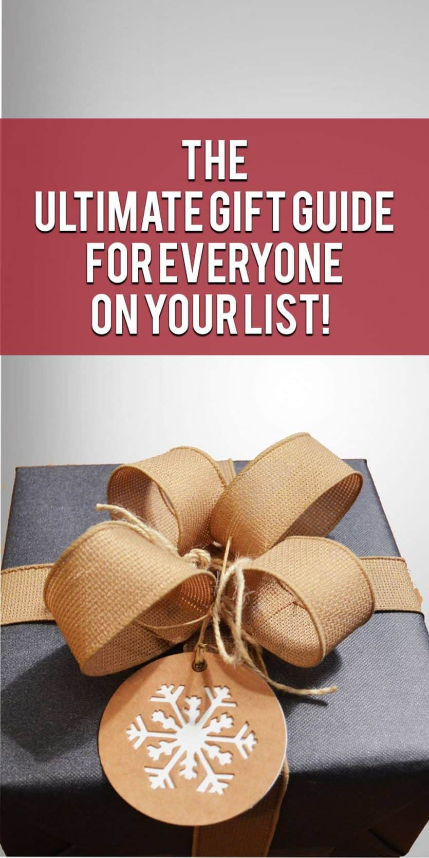 All kinds of great gift ideas for yourself or someone on your holiday shopping list this year. Check it out and make your shopping easier this year! Pin it so you won't forget it!