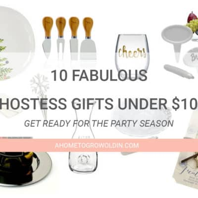 10 Fabulous Hostess Gifts Under $10