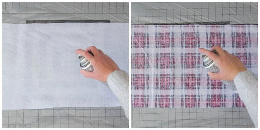 no sew placemat instructions