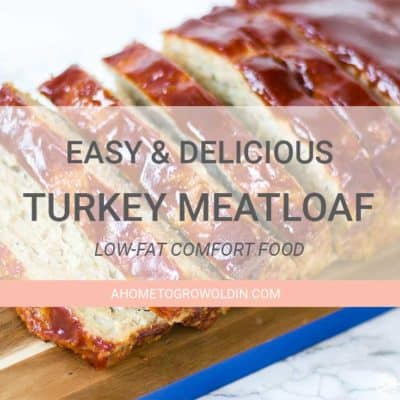 Easy and Healthy Turkey Meatloaf Recipe