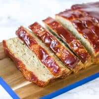 Easy and Healthy Turkey Meatloaf