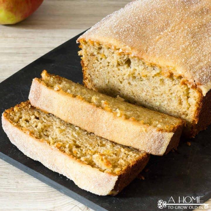 Apple Cider Donuts Bread Recipe