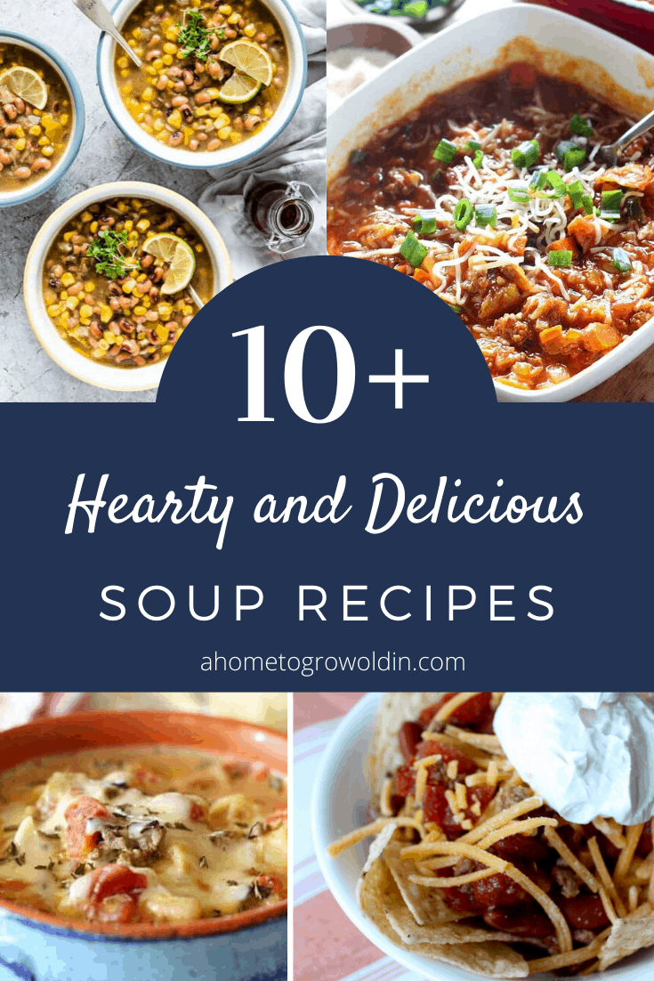 10+ hearty and delicious soup recipes