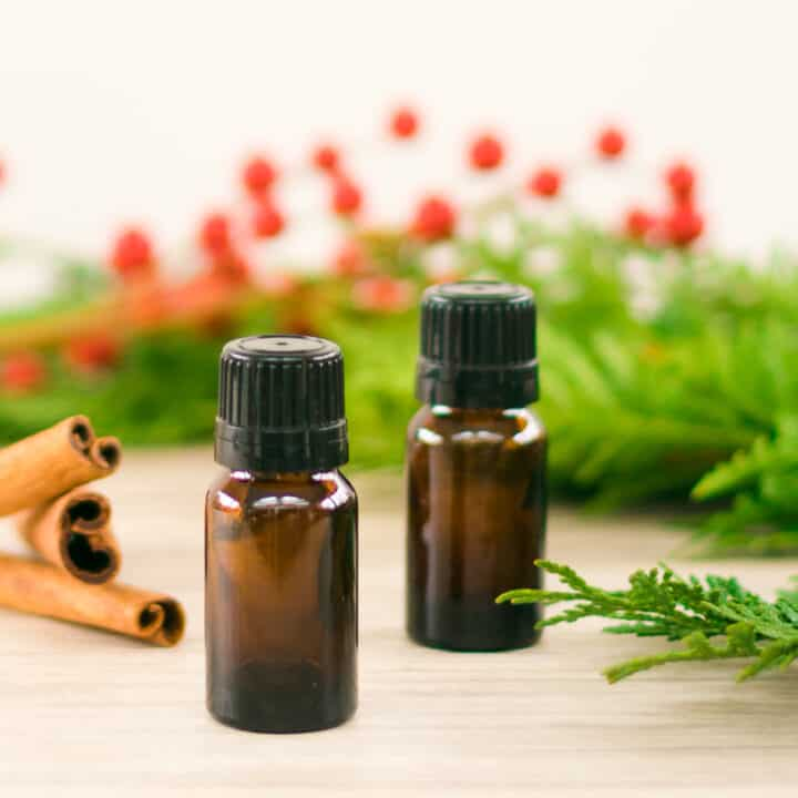 Our Favorite Christmas & Winter Essential Oil Blends