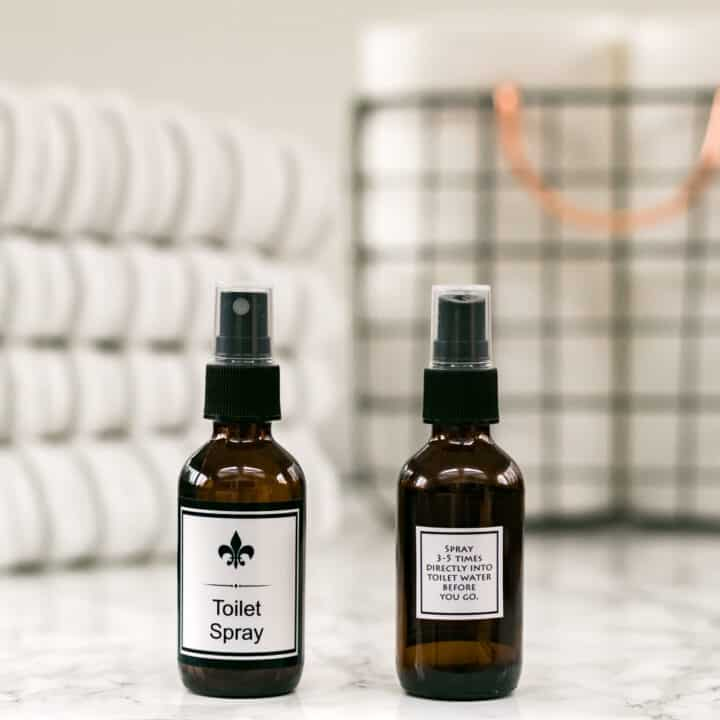 How to Make Your Own Essential Oils DIY Toilet Spray