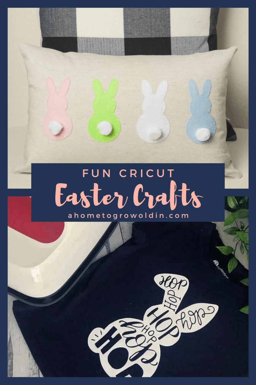 Easter crafts with Cricut or Silhouette